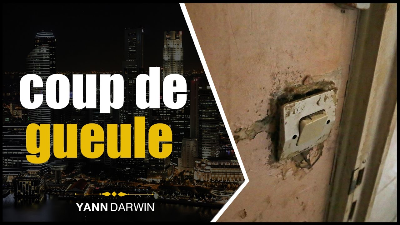 Une visite INADMISSIBLE !