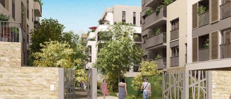 Botanic Parc à Villejuif : La pose de la première pierre par Vinci Immobilier