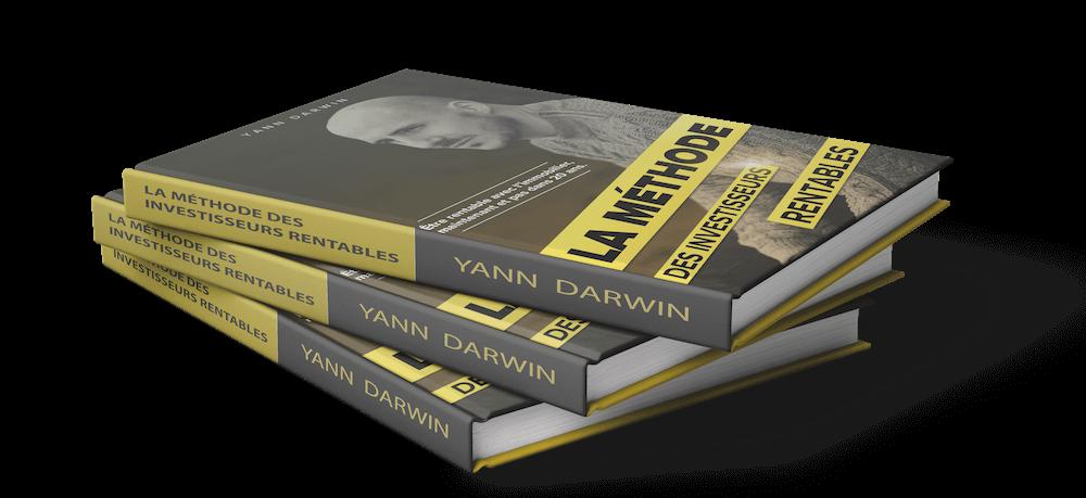 livre yann darwin