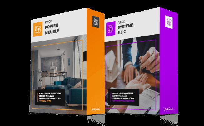 Pack – Power Meublé + Système S.E.C